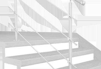 Podstupnice Bílá 1200 x 200