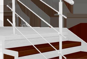 FLEX Wenge 1200 x schodový nášlap, vruty a vyrovnávací lišta
