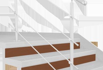 Podstupnice Gold limba 1200 x 200