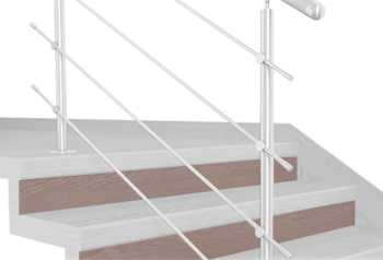 Podstupnice Santos chiaro 1200 x 200