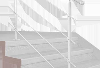 Schodová páska Santos chiaro