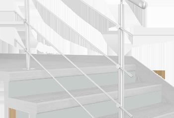 Podstupnice Šedá 1200 x 200