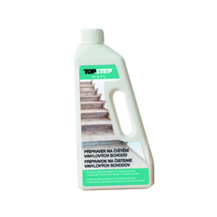 Přípravek na čištění vinylových schodů PU-čistič